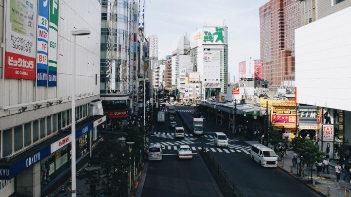 Tokyo: A day around ShinjukuStation
