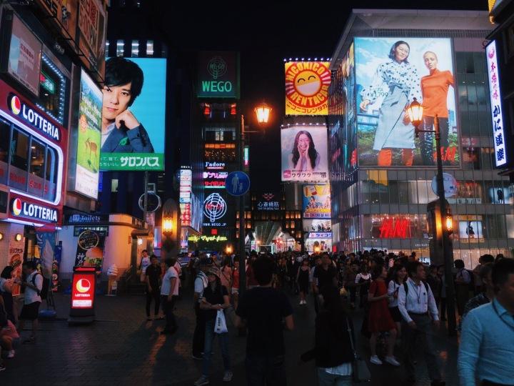 Osaka: A quickstop