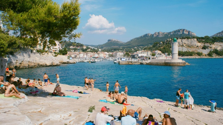 Cote d'Azur, France